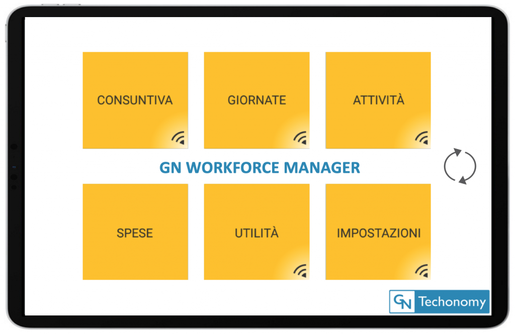 GN WorkForce Manager