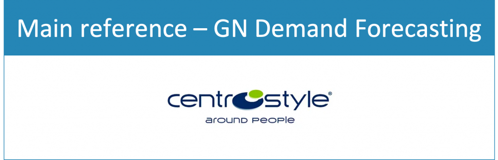 GN Demand Forecasting - Main reference