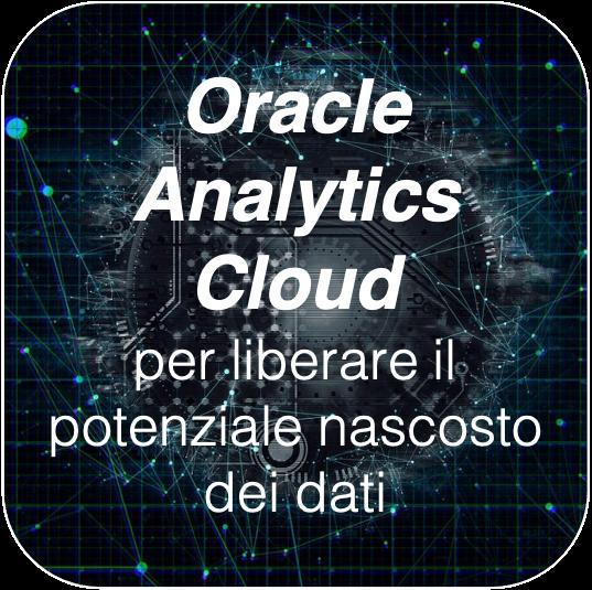 Oracle Analytics Cloud